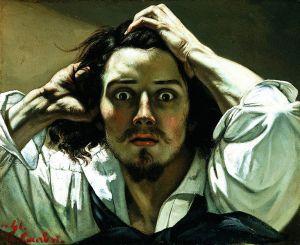 O retrato original de Courbet